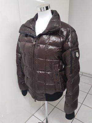 Moncler Down Jacket black-dark brown