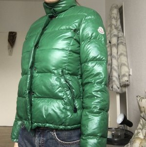 Moncler Down Jacket forest green-dark green