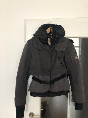 Moncler Piumino marrone-grigio-nero