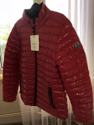 Moncler Down Jacket red