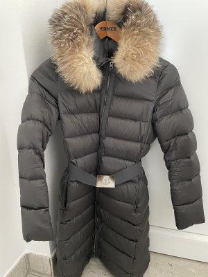 Moncler Manteau en duvet multicolore