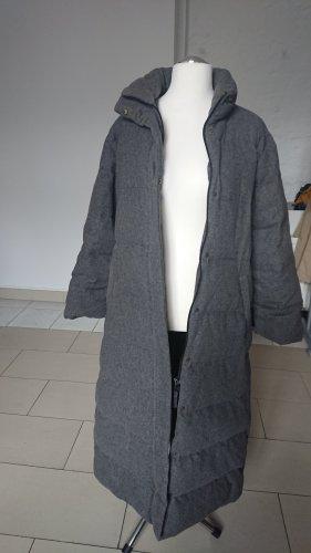 Moncler Płaszcz zimowy szary