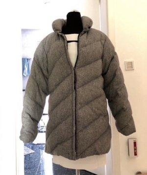 Moncler Abrigo ancho gris