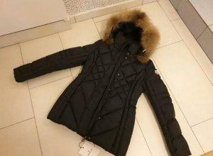 Moncler Manteau court noir