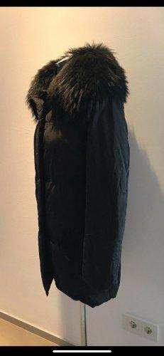 Moncler Abrigo de plumón negro