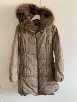 Moncler Parker in Taupe