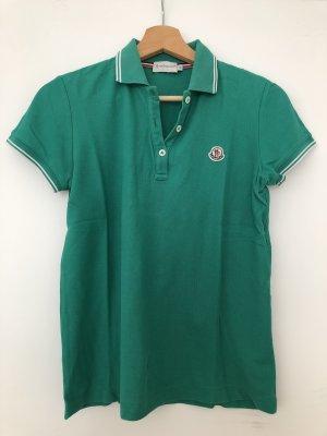 Moncler Koszulka polo zielony