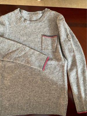 Moncler Cashmere Jumper light grey