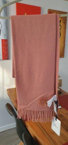 Moncler Woolen Scarf dusky pink