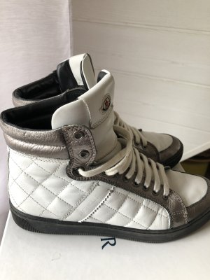 Moncler High Top Sneaker multicolored