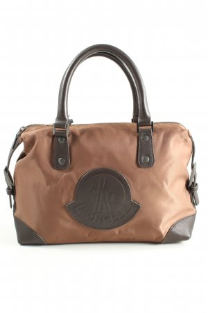 Moncler Stofftasche braun Casual-Look