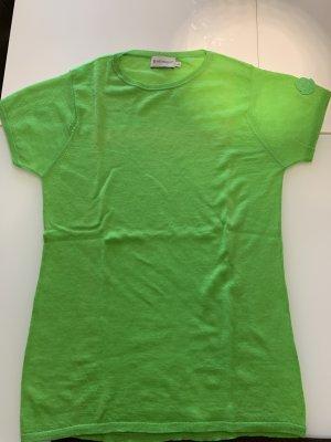 Moncler T-Shirt Apfelgrün L