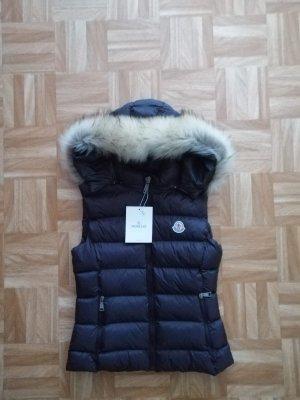 Moncler Down Vest black