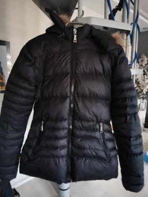 Moncler Oversized Jacket black