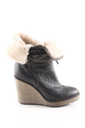 Moncler Winter-Stiefeletten schwarz Casual-Look