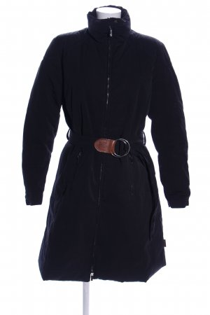 Moncler Wintermantel schwarz Casual-Look