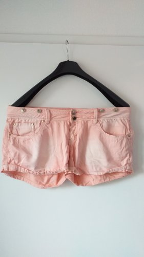 Monday Premium Hot Pants orange
