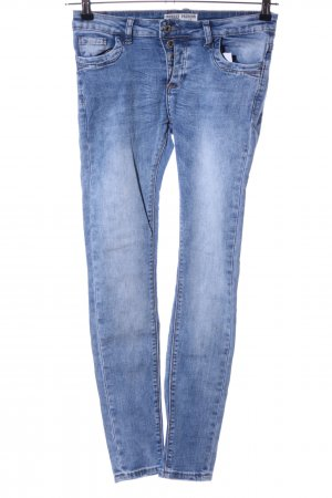 Monday Premium Skinny Jeans blau Casual-Look