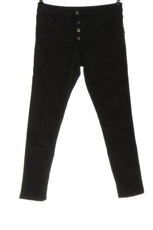 Monday Skinny Jeans schwarz Casual-Look