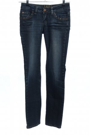 Monday Straight-Leg Jeans blau Casual-Look