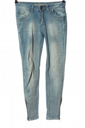 Monday Stretch Jeans blau Casual-Look