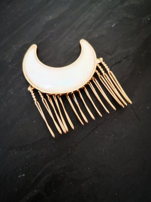 EMP Hair Pin white-gold-colored