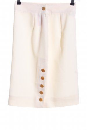 Mondi Pencil Skirt cream casual look