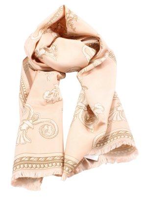 Mondi Silk Scarf nude-white allover print casual look