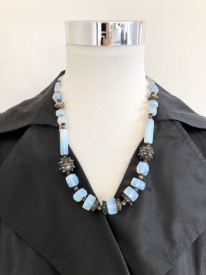 Collier Necklace bronze-colored-azure