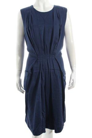 Mongrels in common A-Linien Kleid dunkelblau schlichter Stil