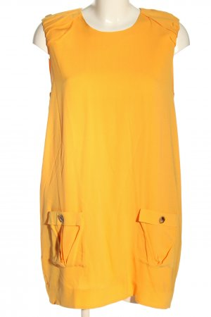 Mongrels in common Abito blusa giallo pallido stile casual