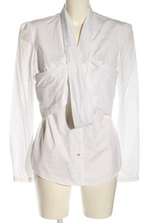 Mongrels in common Camicia a maniche lunghe bianco stile professionale