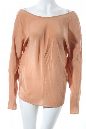 Mongrels in common Seidenbluse apricot Street-Fashion-Look
