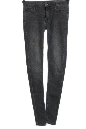 Monkee genes Jeans a gamba dritta grigio chiaro stile casual