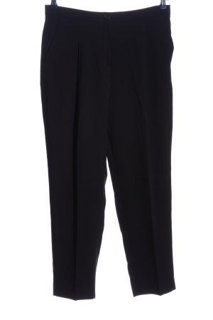 Monki Spodnie garniturowe czarny W stylu biznesowym