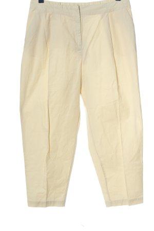 Monki Baggy Pants wollweiß Casual-Look