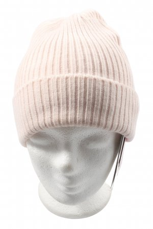Monki Beanie natural white casual look