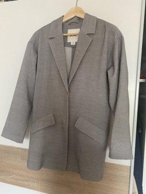 Monki Jersey blazer lichtgrijs-grijs