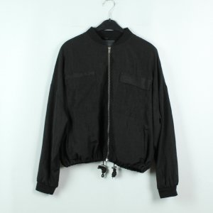 Monki Blousje zwart Polyester