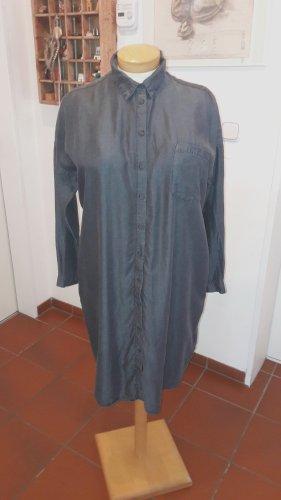 Monki Camicetta lunga grigio ardesia