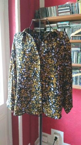 Monki Bluse XL mit ausgefallener Rückenpartie