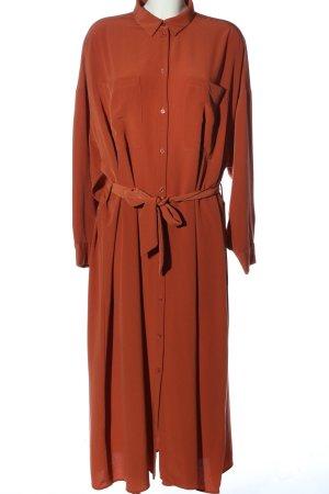 Monki Abito blusa rosso stile casual