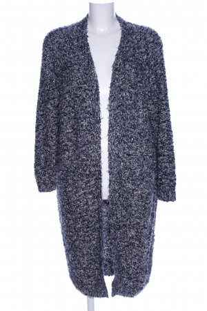 Monki Cardigan schwarz meliert Business-Look