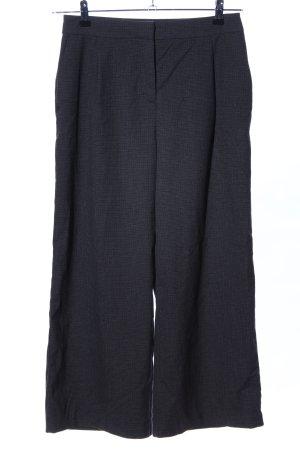 Monki Pantalone culotte nero stile professionale