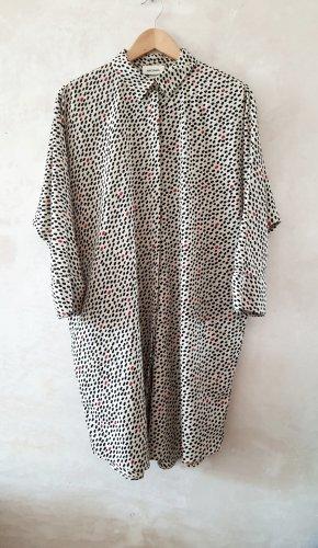 Monki T-shirt jurk veelkleurig