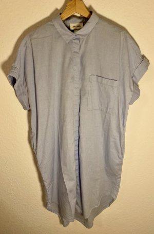 Monki Abito blusa camicia multicolore Cotone