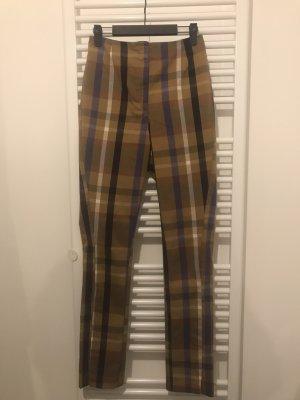 Monki High Waist Trousers multicolored