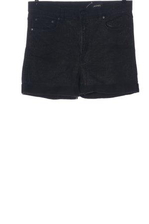 Monki Hot Pants schwarz Casual-Look