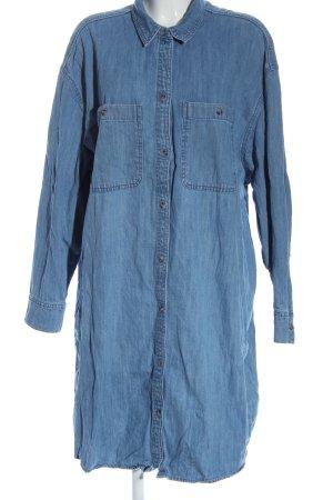 Monki Denim Dress blue casual look