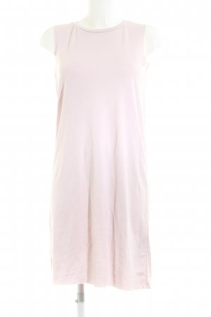 Monki Jerseykleid rosé Casual-Look